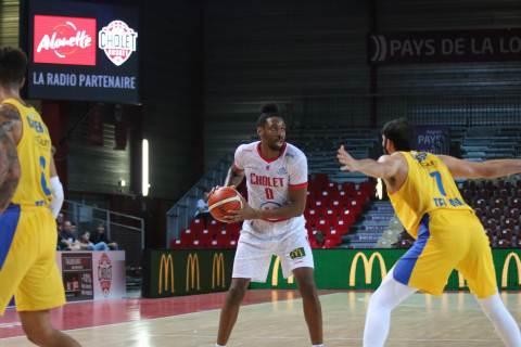 Cholet Basket - Maccabi Tel Aviv (12-09-19)