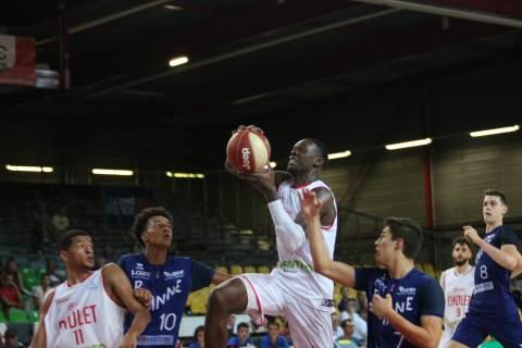 U21 Académie Gautier CB - Roanne (21-09-19)