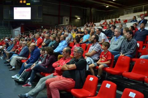 Soirée Abonnés, Bénévoles, Supporters, Membres Coeur Rouge et Blanc de début de saison (19-09-19)