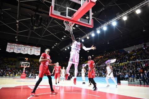 Strasbourg - Cholet Basket (19-10-19)