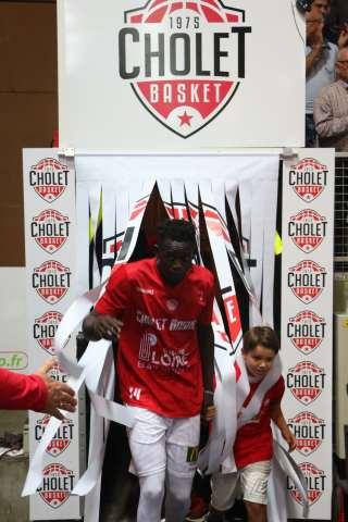 Cholet Basket - Boulogne-Levallois (28-09-19)