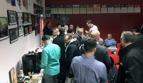 Club Affaires - Matinale sur la préparation physique - 14.11.2019