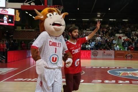 Cholet Basket - Le Portel (26-10-2019)