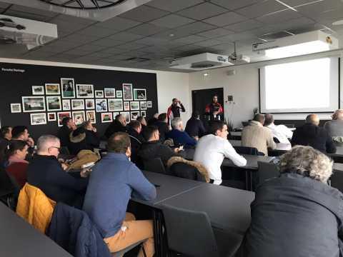 Club Affaires - Les Coulisses des 24H du Mans