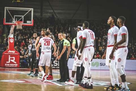 Cholet Basket - Dijon (23-11-19)