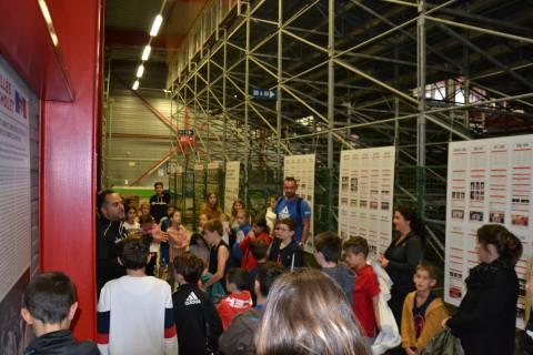 Visite du club de la Chapelle Basse Mer (24/10/19)