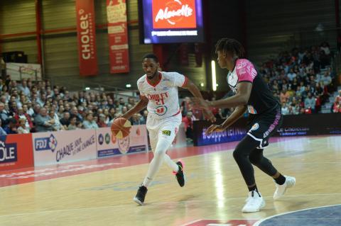 Cholet Basket - Boulazac (12-10-19)