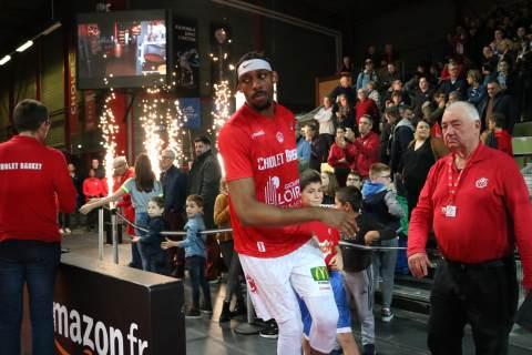 Cholet Basket - JL Bourg-en-Bresse (09-11-2019)