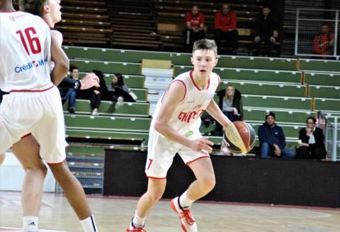 U18 Cholet Basket vs U18 Pau