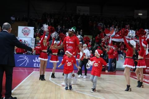 Escorts Kids CB vs Limoges (21/12/19)