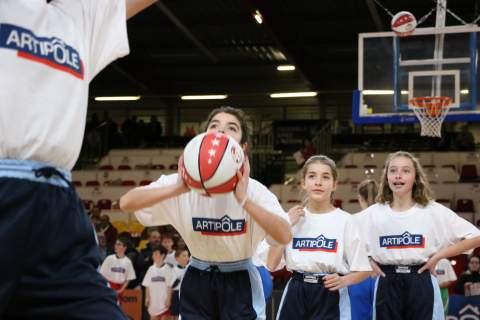 Challenge Artipôle Pays de la Loire vs Gravelines (11/01/20)