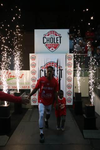 Escort Kids - CB vs Boulogne-Levallois (28/09/19)