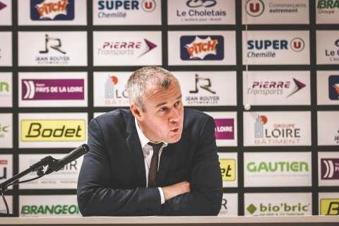 Cholet basket vs JDA Dijon (12-12-20)