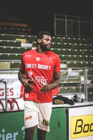 Cholet Basket vs SIG Strasbourg (08-01-21)