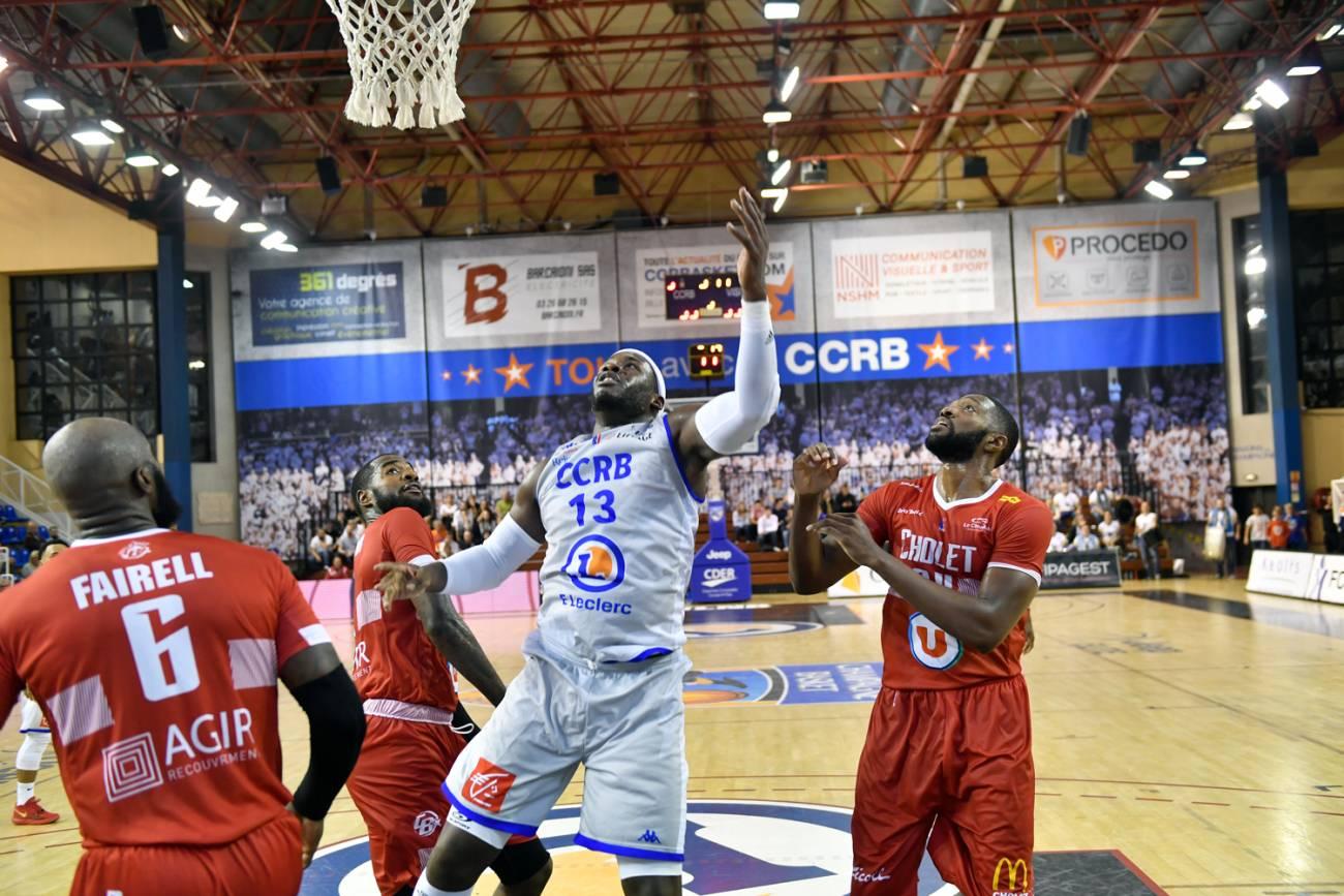 Cholet Basket © DOMINIQUE BILLY
