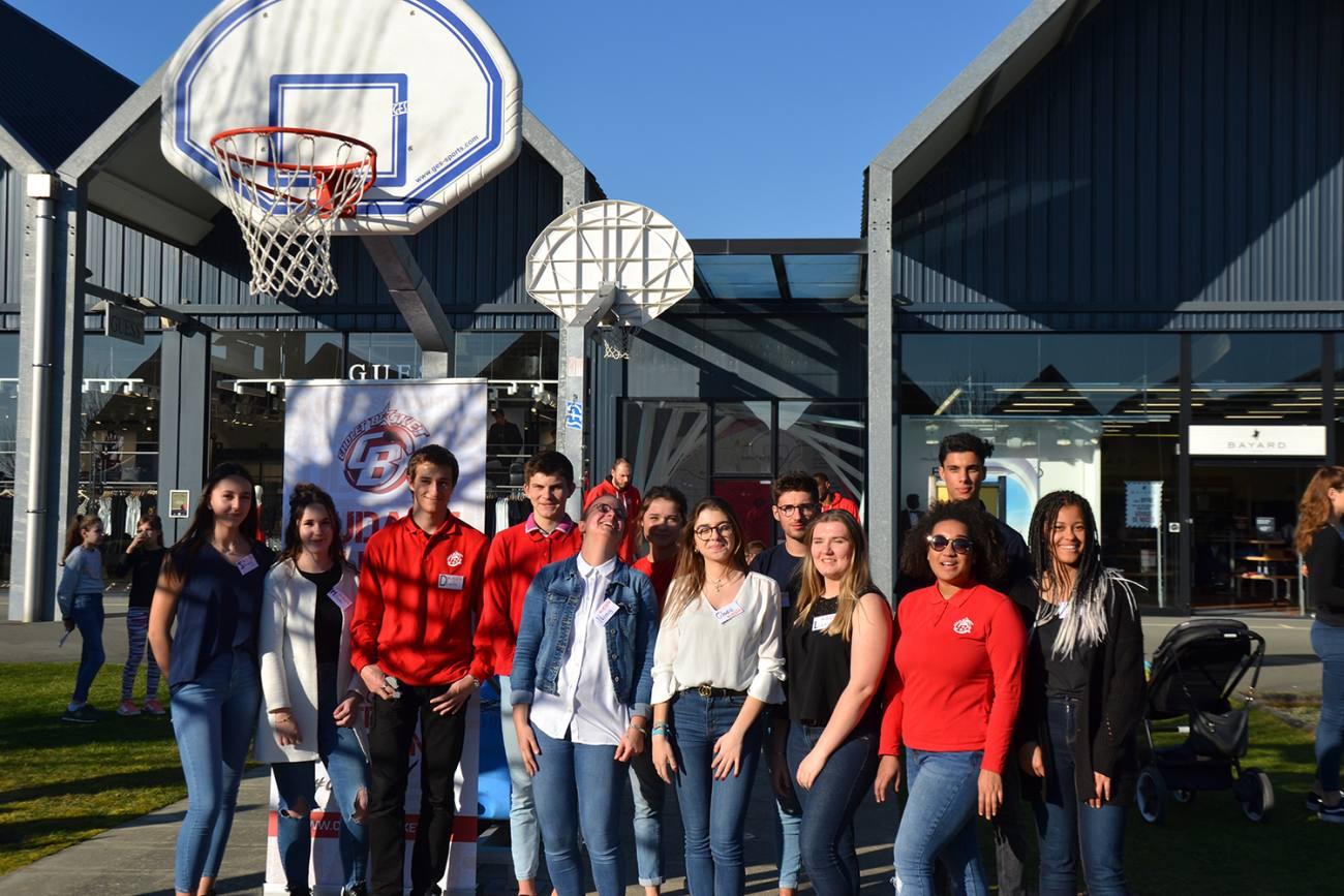 En partenariat avec le Lycée Europe
