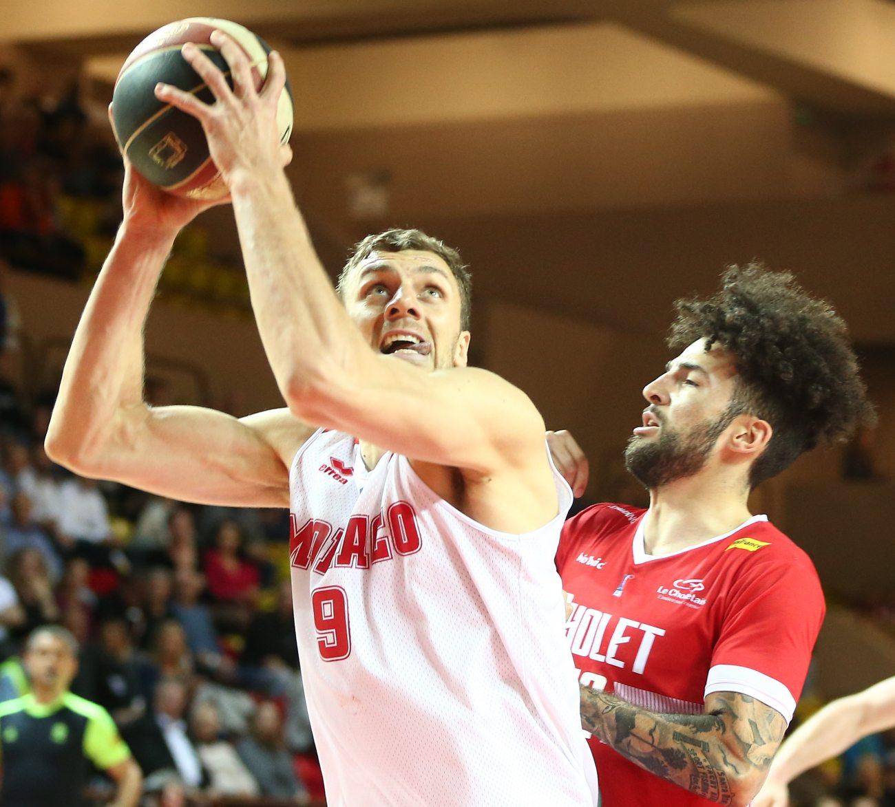 © Serge Haouzi-AS Monaco Basket