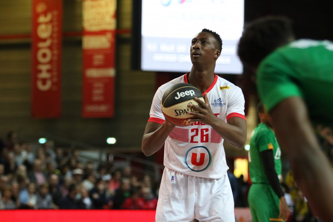 Pape Sy vs Limoges 18-19