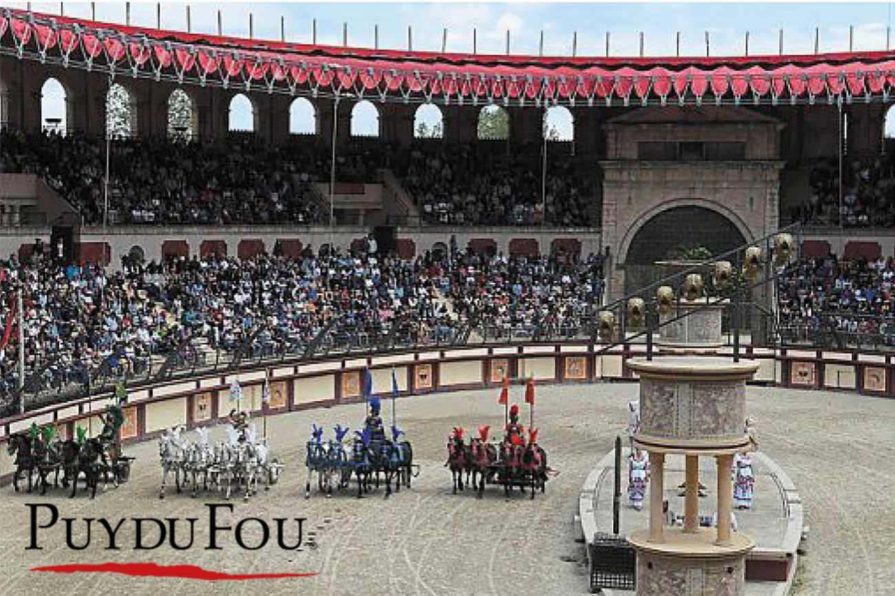 Newsletter N56 - Le Puy du Fou champion d'europe des parcs