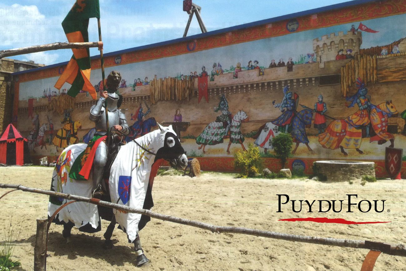 photo site puy du fou