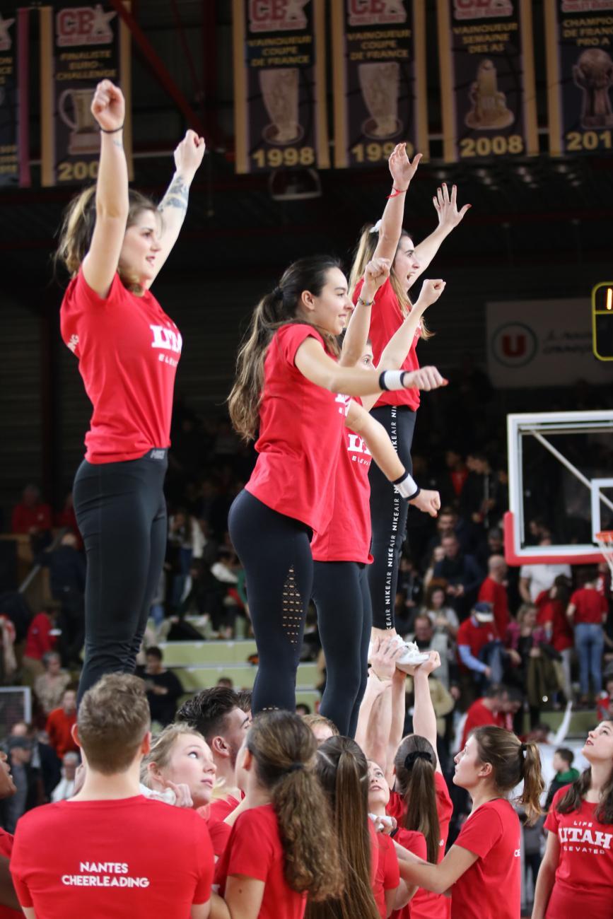 Les Royalti - Nantes Cheerleading - © Simon Godet