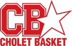 Logo Cholet Basket version 1997/2012