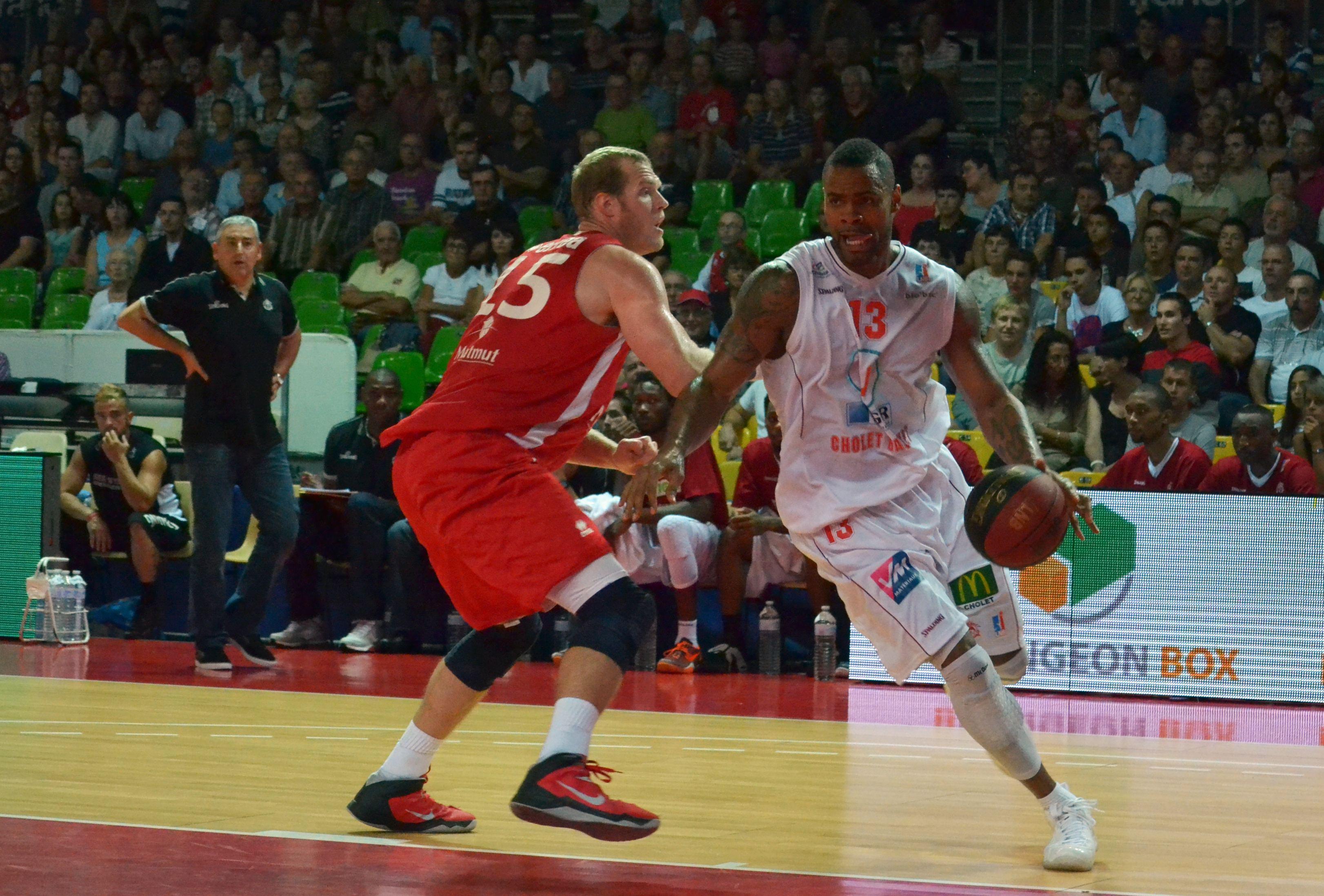 Crédit Photo : Pascal Colin (Liège Basket)