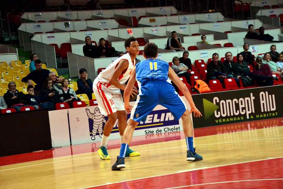 Cholet Basket / Poitiers 24/01/16