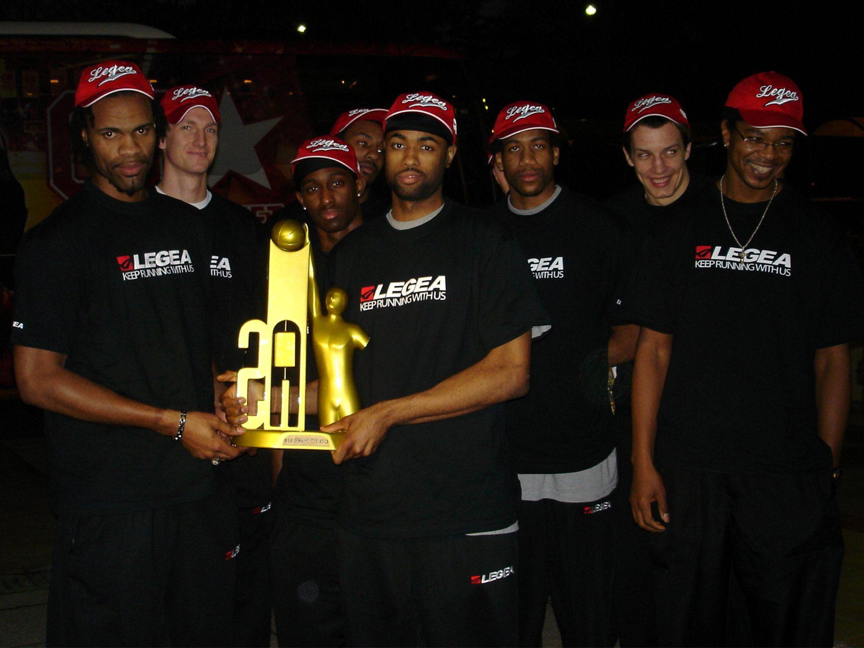Vainqueurs de La Semaine des As 2008