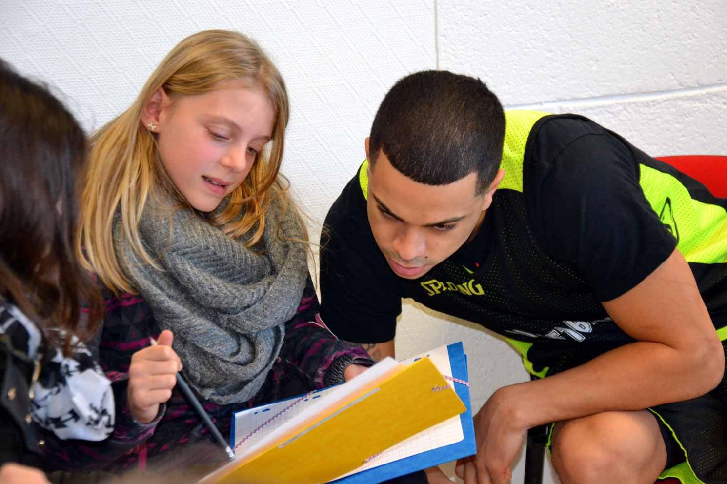 Cours d'Anglais au Collège Charles de Foucauld - 29-02-16