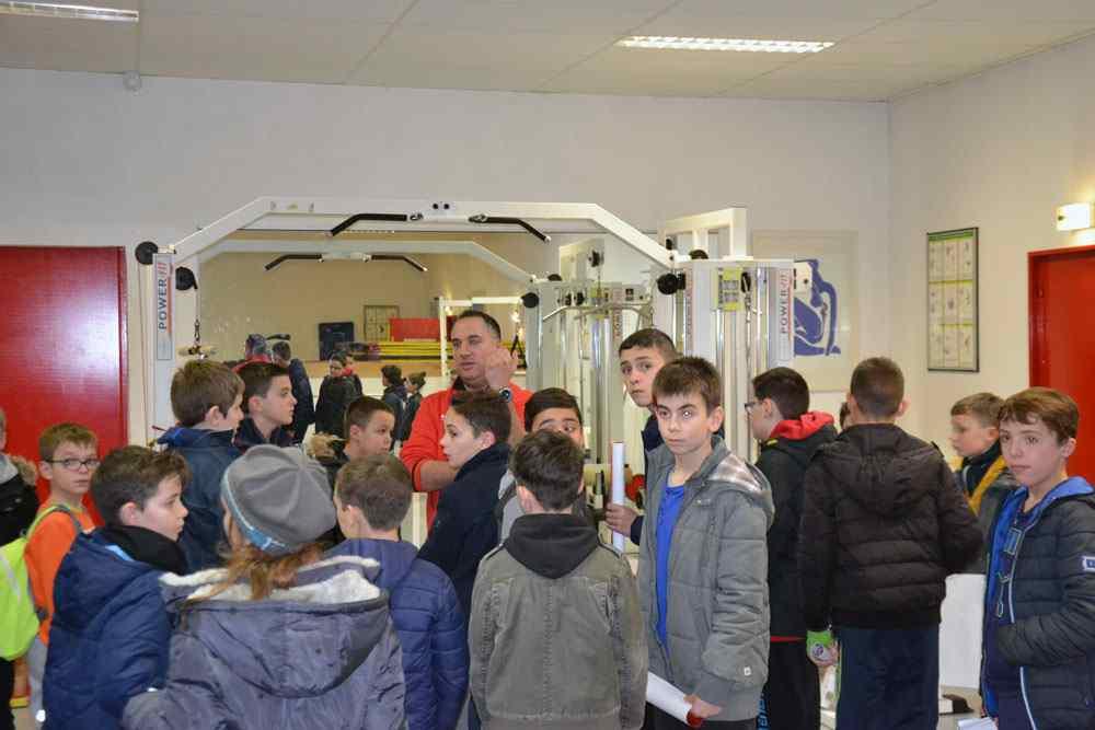 Massage cardiaque en partenariat avec la JCI de Cholet et l'Association Tom