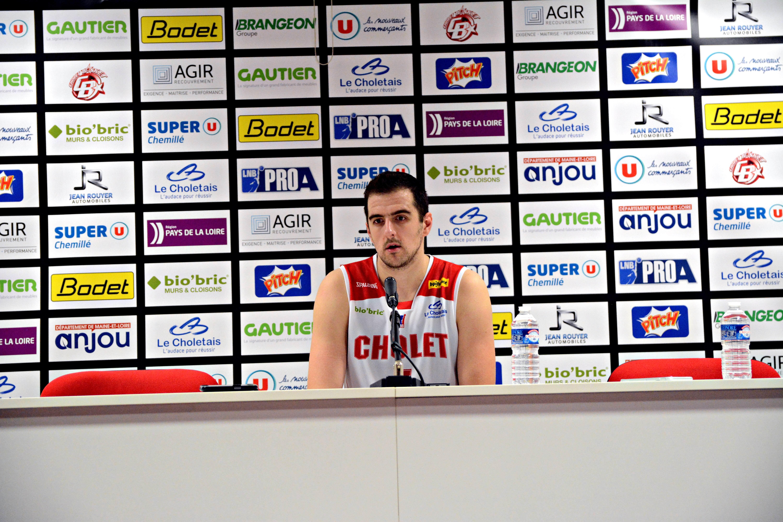 Conférence de presse d'Ivan Maras - photo : Laury Mahé