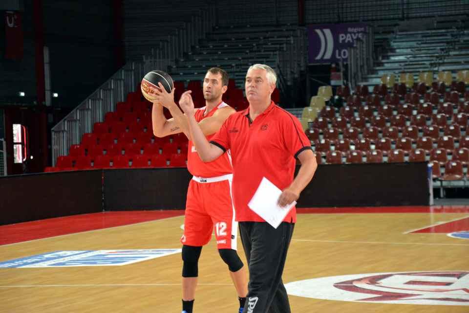 Philippe Hervé et Ben Dewar