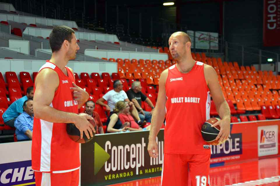Ilian Evtimov et Kenan Bajramovic