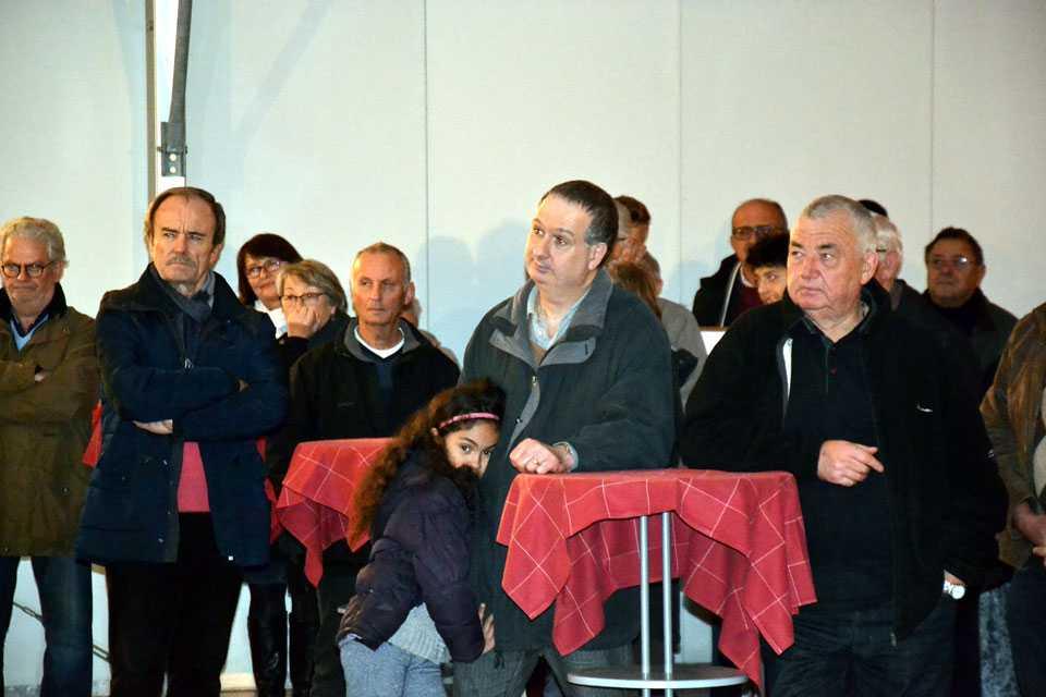 Galette des Abonnés, Supporters et Bénévoles - 16 janvier 2017