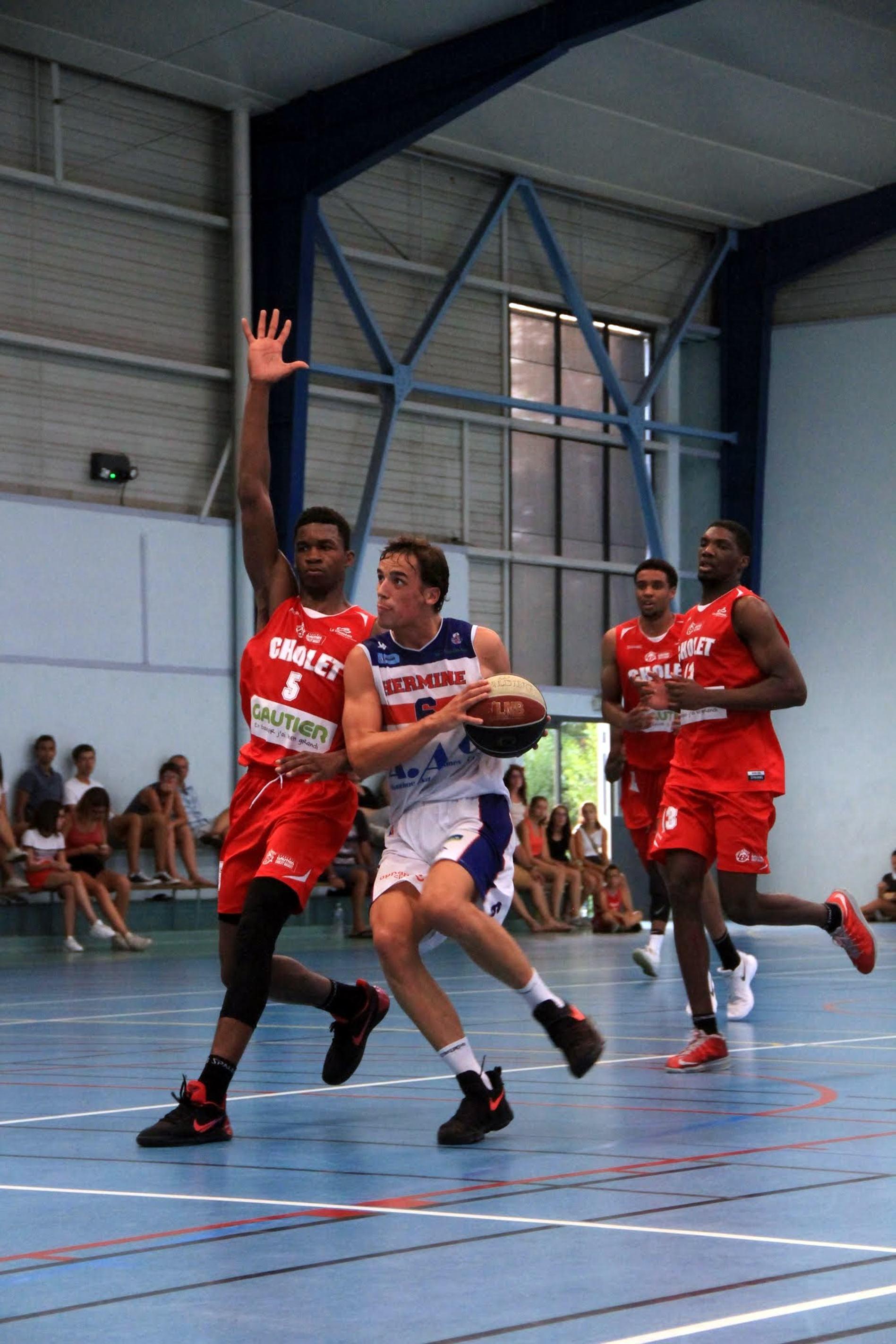 Amical : les U21 de CB victorieux de l'Hermine de Nantes (NM3)