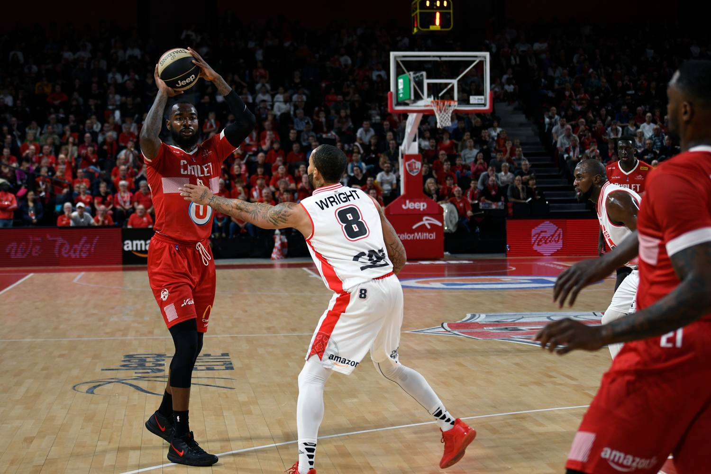 JL Bourg - Cholet Basket (08-12-18)