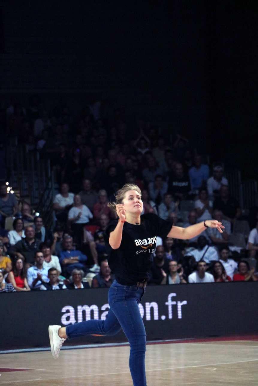 Cholet Basket - Strasbourg (22-09-18)