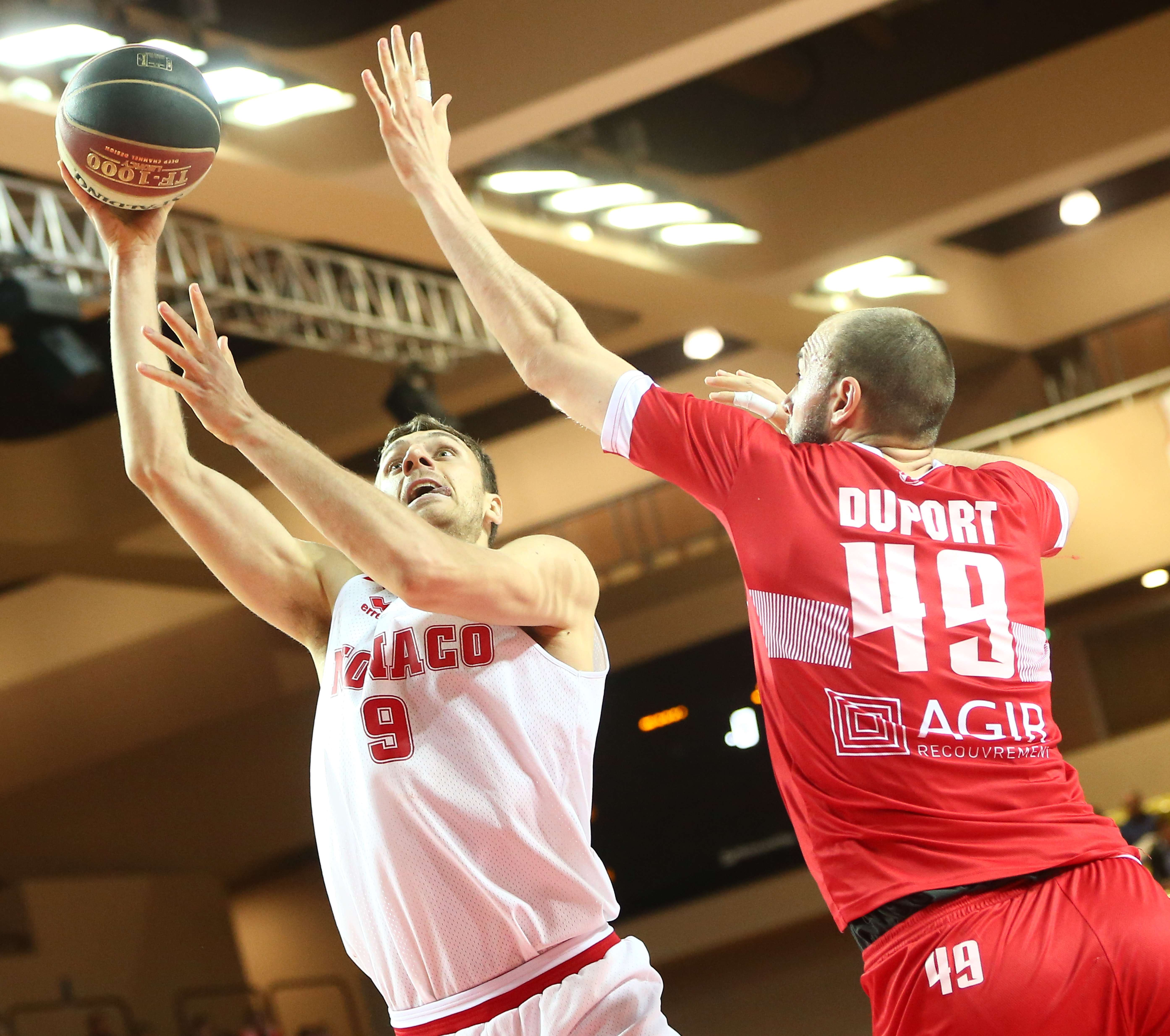 © Serge Haouzi-AS Monaco Basket