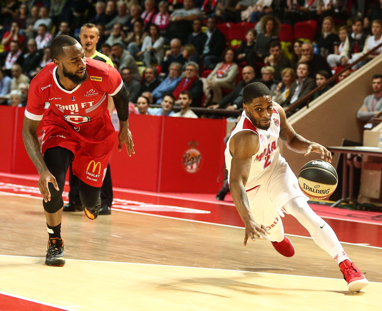 AS Monaco Basket - Cholet Basket