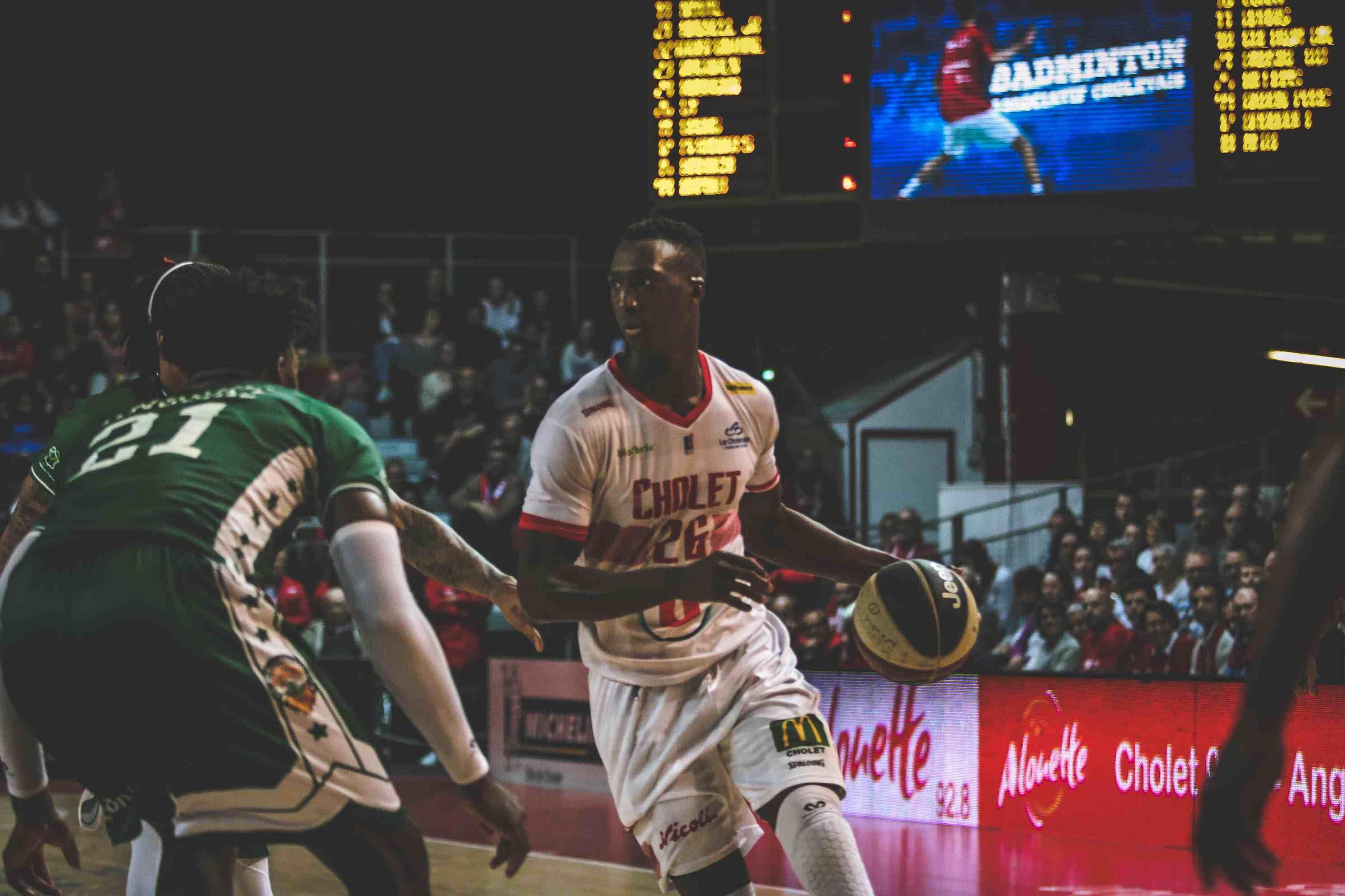 Cholet Basket - ESSM Le Portel (27-04-19)