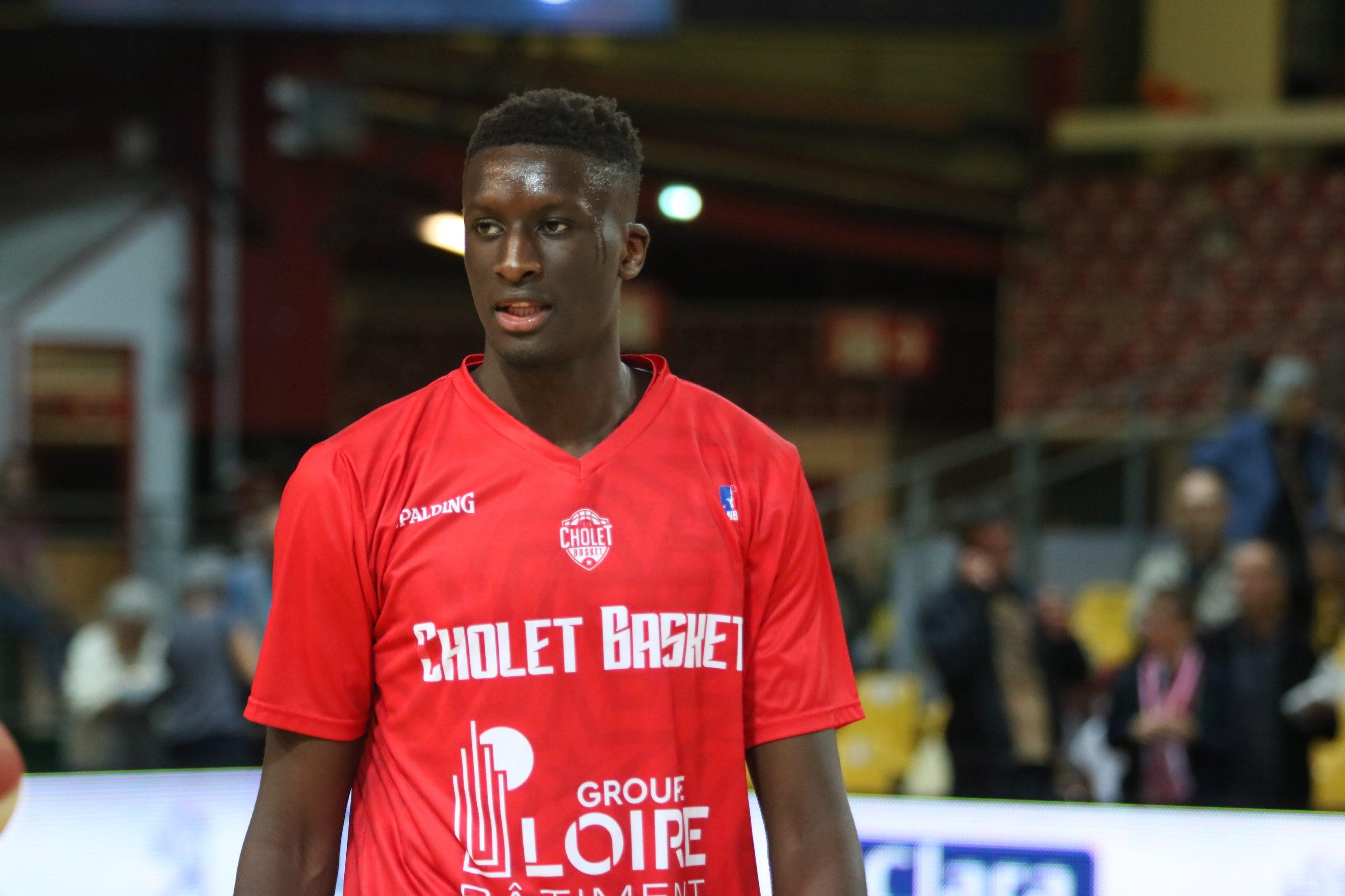 Abdoulaye N'Doye ®Simon GODET