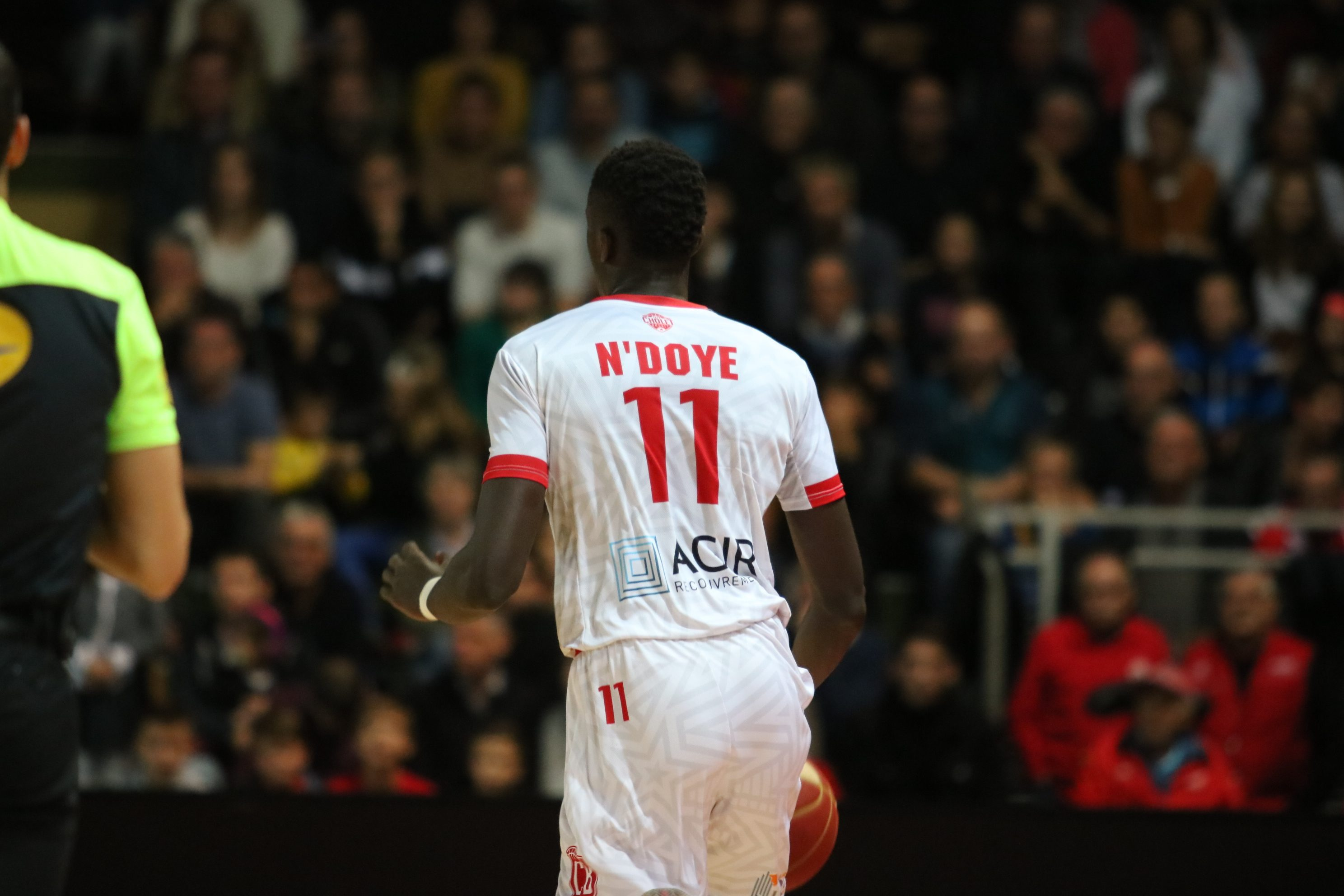 Abdoulaye N'Doye ©Simon Godet