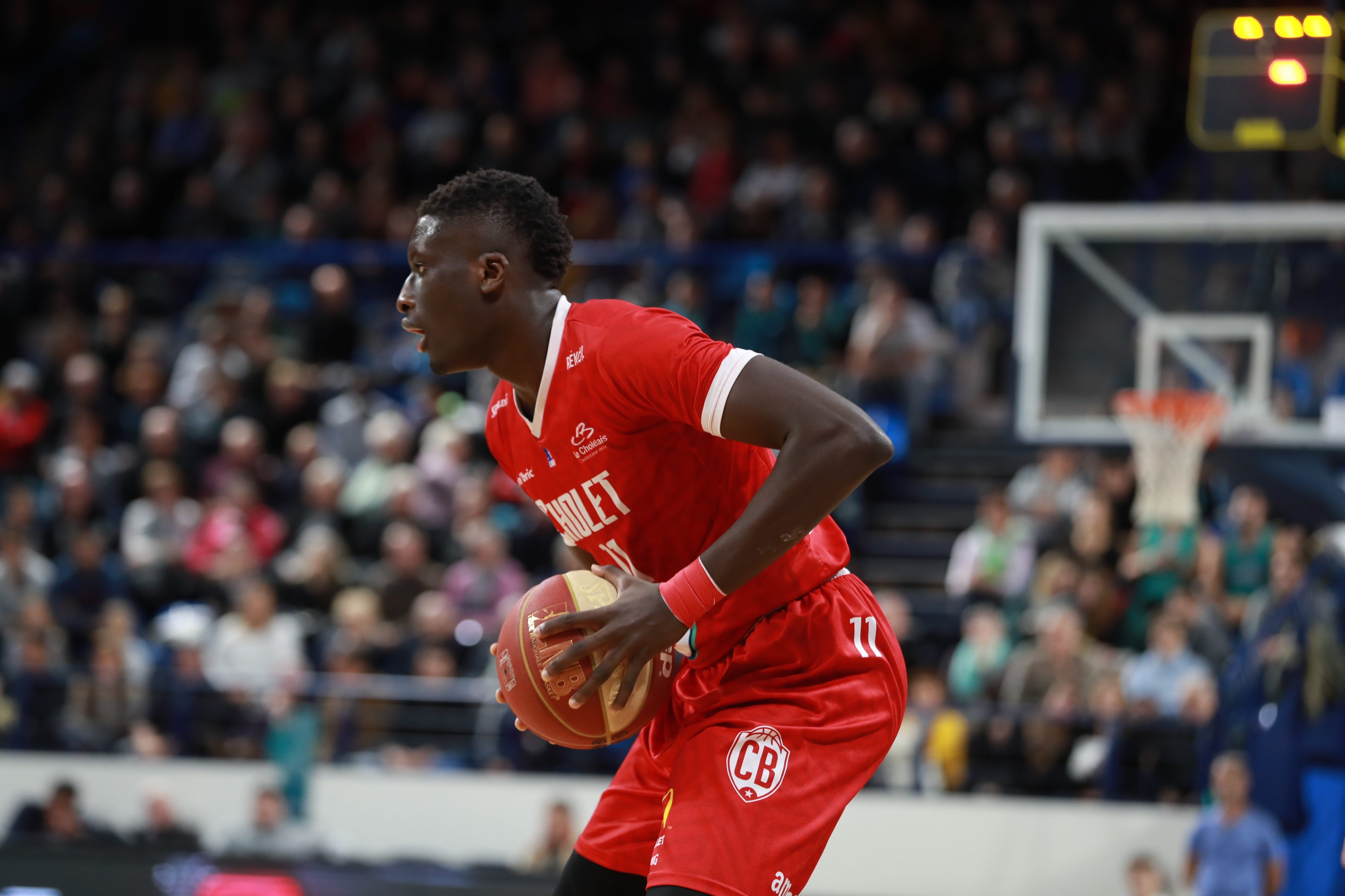 Abdoulaye N'Doye - ©Eric Travesié