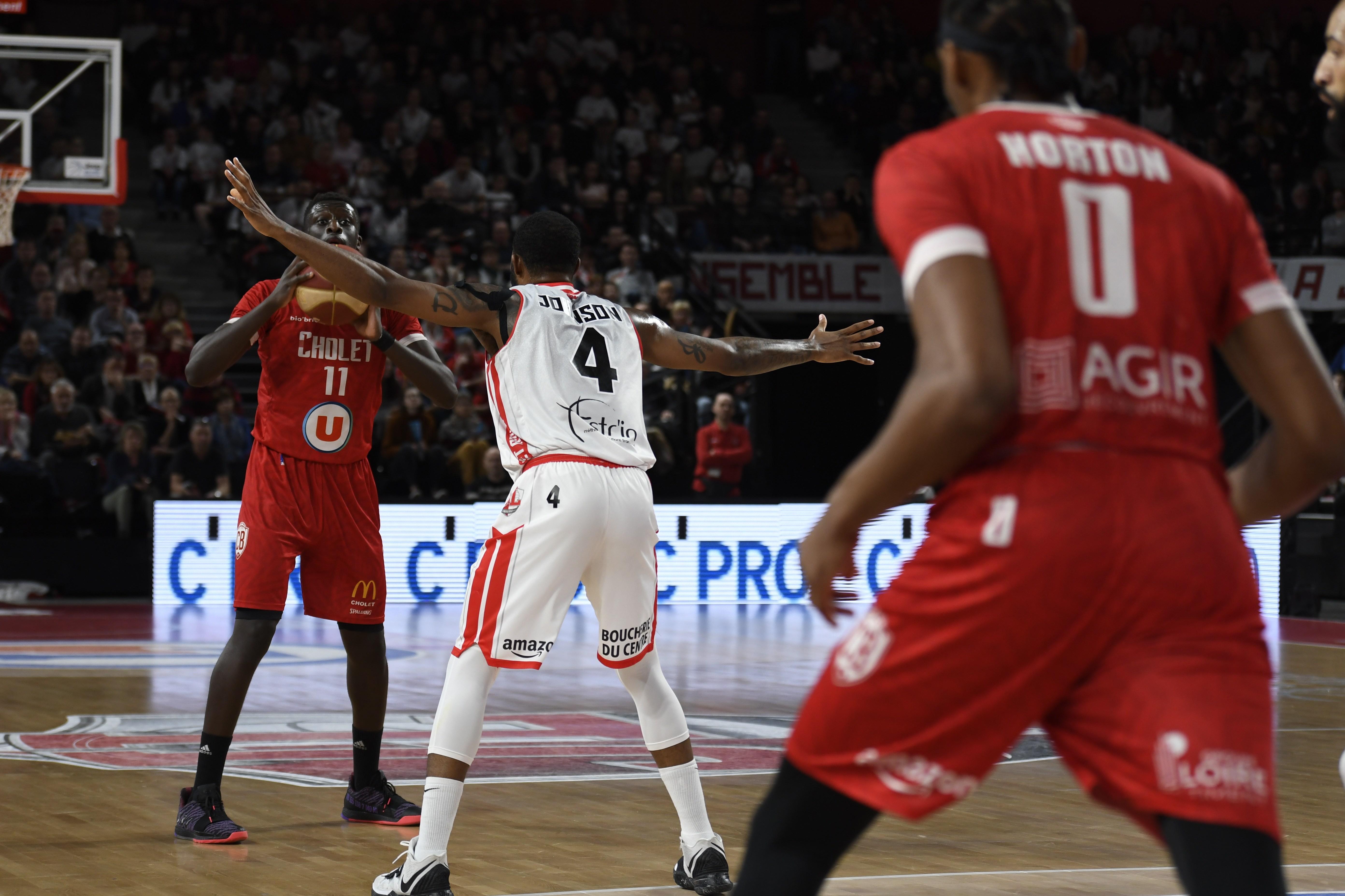 Abdoulaye N'DOYE vs Bourg-en-Bresse 11-02-20