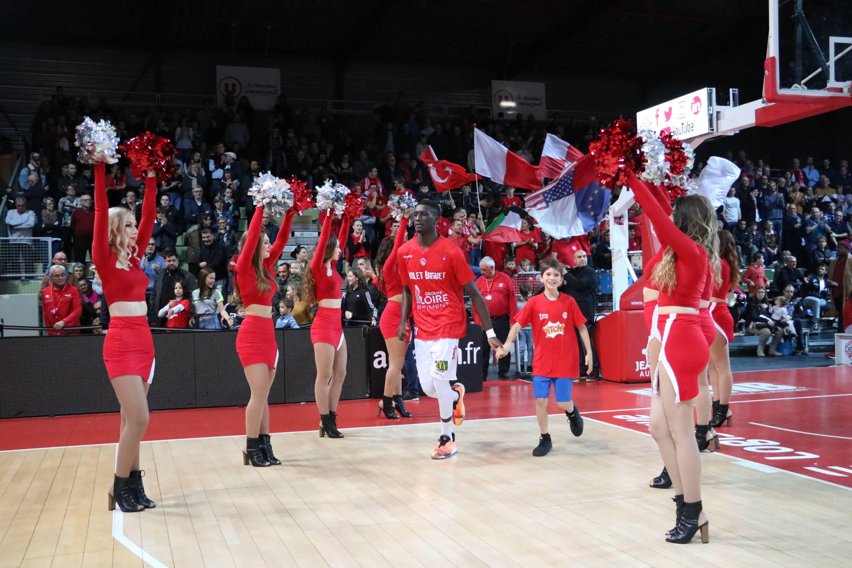 Escort Kids CB vs Bourg en Bresse