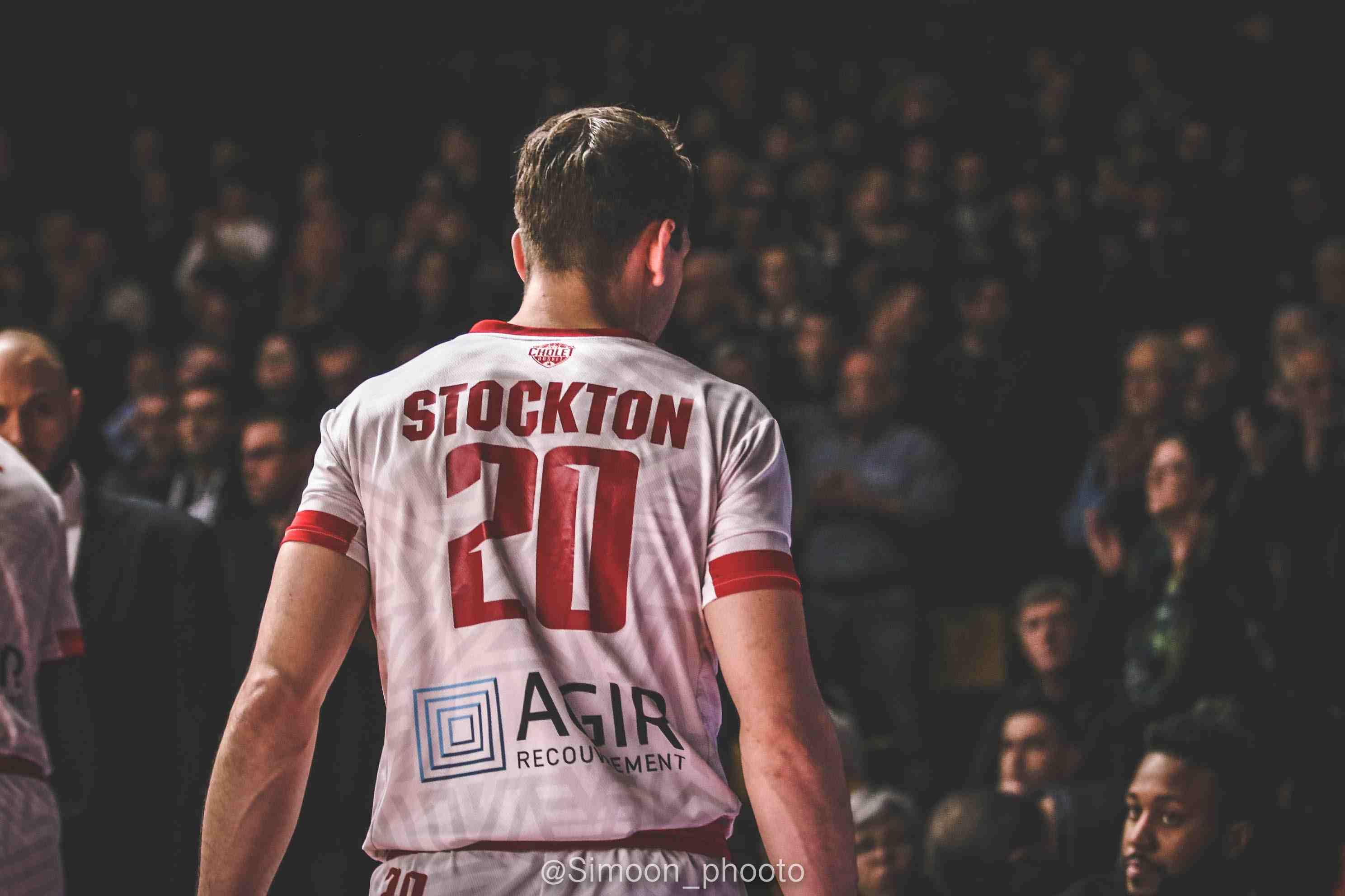 Michael Stockton - © Simon Godet