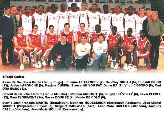 Cadets 2004