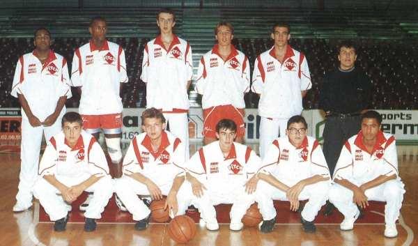 Espoirs 1990
