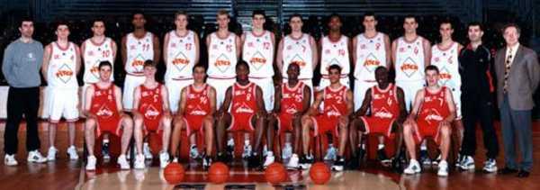 Espoirs 1999